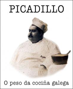 Picadillo - O peso da cociña galega.